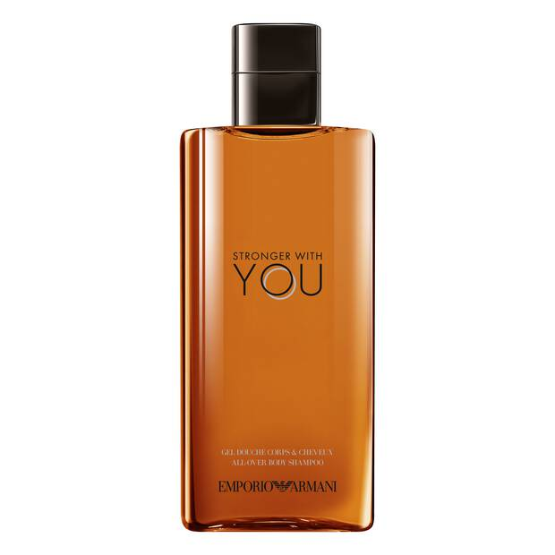 Emporio Armani Stronger With You All-over Shower Gel