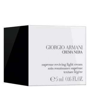 Crema Nera Supreme Reviving Cream Light Texture