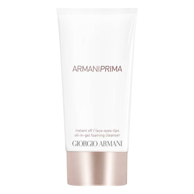 Armani Prima Instant Off/face – Eyes – Lips Cleanser