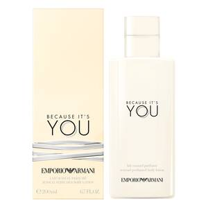 Emporio Armani Because It'S You sinnliche Body Lotion
