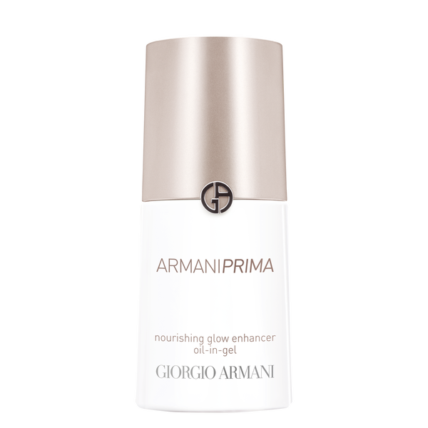 Armani Prima Nourishing Glow Enhancer Oil In Gel