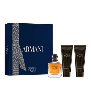 Emporio Armani Stronger With You Eau De Toilette 50 ml Geschenkset